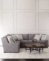 Massoud Bridget Right-Arm Sectional Sofa