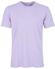 Colorful Standard - Soft Lavender Classic Organic Tee - XL - Purple