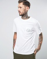 Poler T-Shirt With Small Logo