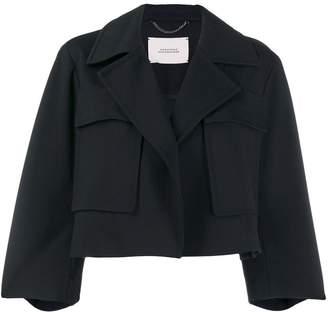Schumacher Dorothee cropped blazer-style jacket