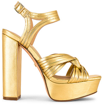 Rachel Zoe Strappy Platform Sandal