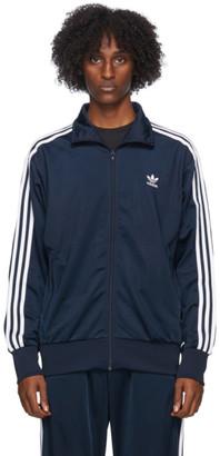 adidas Navy Firebird Track Jacket