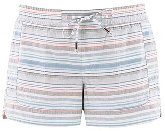 Aventura Clothing Nomad Shorts (Dusk Blue) Women's Shorts
