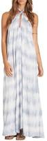 Billabong Women's Sky's The Limit Tie Dye Maxi Dress