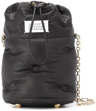 Maison Margiela small Glam Slam bucket bag