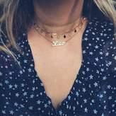 N. ROCK 'N ROSE Zodiac Vintage Star Sign Necklace