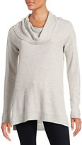 Lord & Taylor Cowlneck Sweater