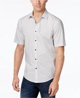 Alfani Men's Short-Sleeve Shirt, Classic Fit, Only at Macy's