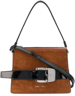 Proenza Schouler Buckle Trapeze shoulder bag