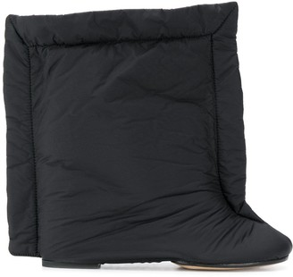 MM6 MAISON MARGIELA Padded Covered Boots
