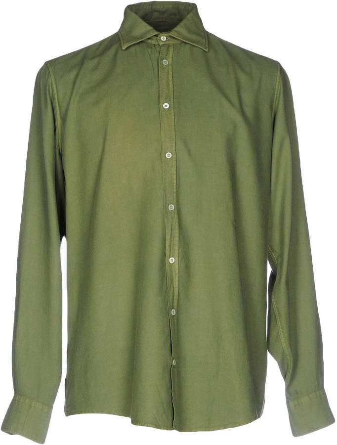 Massimo Alba Shirts - Item 38669223