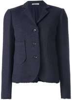 Nina Ricci boxy textured blazer