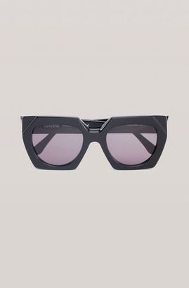 Ganni Biodegradable Oversized Sunglasses