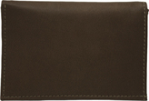 Piel Leather Large Tri-Fold Wallet 2682