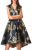 Closet Floral Hi-Low Dress, Multi