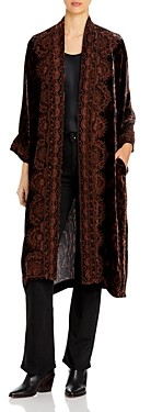 Johnny Was Maude Velvet Kimono
