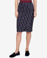 Tommy Hilfiger Striped Skirt, Created for Macy's