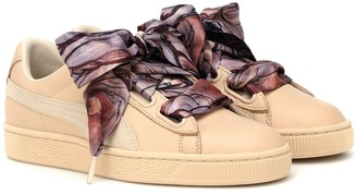 Puma Basket Heart Mimicry sneakers
