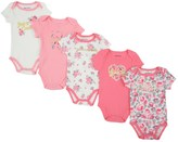 Juicy Couture Baby 5-Pack Bodysuits