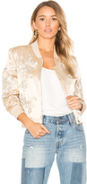 3x1 Suka Bomber Jacket in Beige. - size M (also in XS)