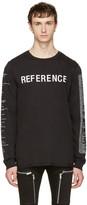 Yang Li Black reference T-shirt