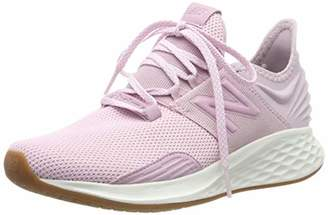 New Balance Women's Fresh Foam Roav Running Shoes, Pink Oxygen, 4.5 (37 EU)
