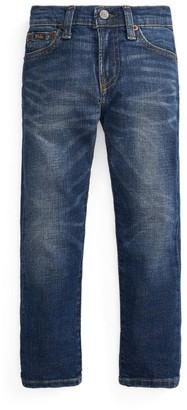 Ralph Lauren Kids Slim Sullivan Jeans (2-4 Years)