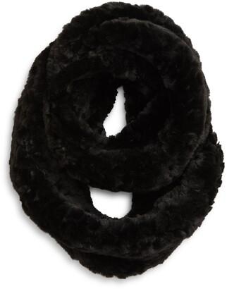 Jocelyn Faux Fur Infinity Scarf