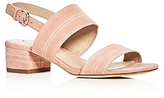 Via Spiga Gem Low Heel Sandals
