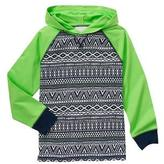 Gymboree Neon Sleeve Pullover