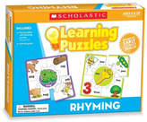Scholastic Rhyming Learning Puzzles
