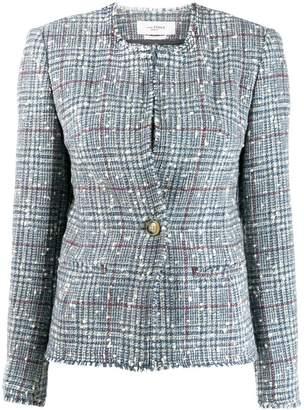 Etoile Isabel Marant classic tweed jacket