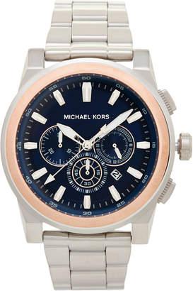 Michael Kors MK8598 Two-Tone Grayson Watch
