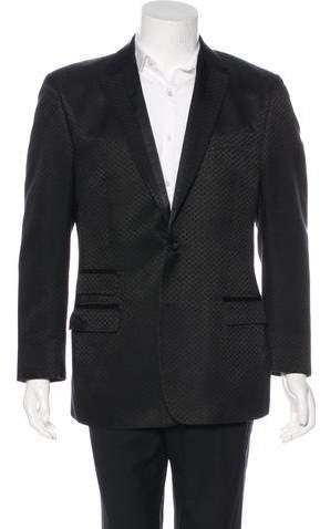 Dolce & Gabbana Jacquard Tuxedo Blazer
