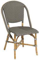 Sika Design A/S Sofie Outdoor Bistro Side Chair - Café