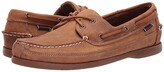 Sebago Schooner Crazy Horse (Brown Tan) Men's Shoes