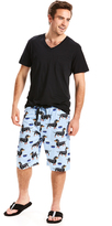Peter Alexander peteralexander Mens Sausage Dog Sleep Short