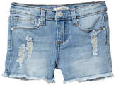 Jessica Simpson Distressed Shorty Shorts (Little Girls)