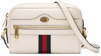 Gucci Mini Ophidia Leather Crossbody Bag