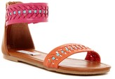 Steve Madden Zag Woven Sandal (Little Kid & Big Kid)