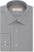 MICHAEL Michael Kors Classic-Fit Non-Iron Houndstooth Dress Shirt