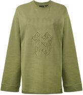 Fenty X Puma long sleeved graphic sweatshirt