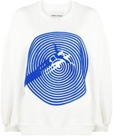 Henrik Vibskov swimming pool sweatshirt