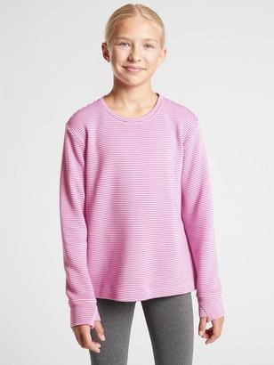 Athleta Girl Crunch Time Crewneck Sweatshirt