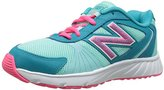 New Balance KJ555 Youth Lace-Up Running Shoe (Little Kid/Big Kid)