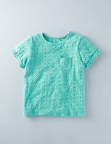Boden Broderie T-shirt