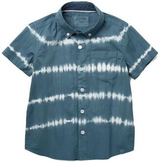Sovereign Code Hawthorne Tie Dye Button Front Shirt