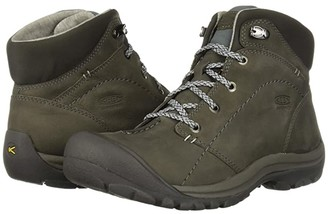 Keen Kaci Winter Mid Waterproof (Turbulence/Stormy Weather) Women's Waterproof Boots