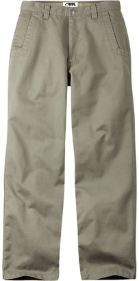 Mountain Khakis Teton Twill Slim Fit Pant - Men's