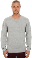 Publish Neil 6 Gauge Knitted Crew Neck Sweater